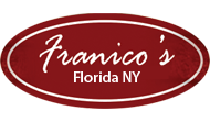 Franico's Florida NY Menu